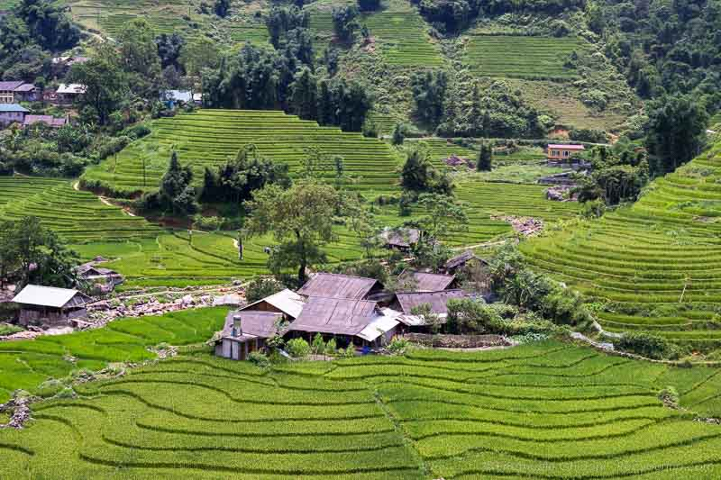 vietnam del nord itinerario sapa