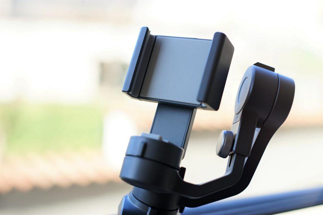 stabilizzatore video per smartphone
