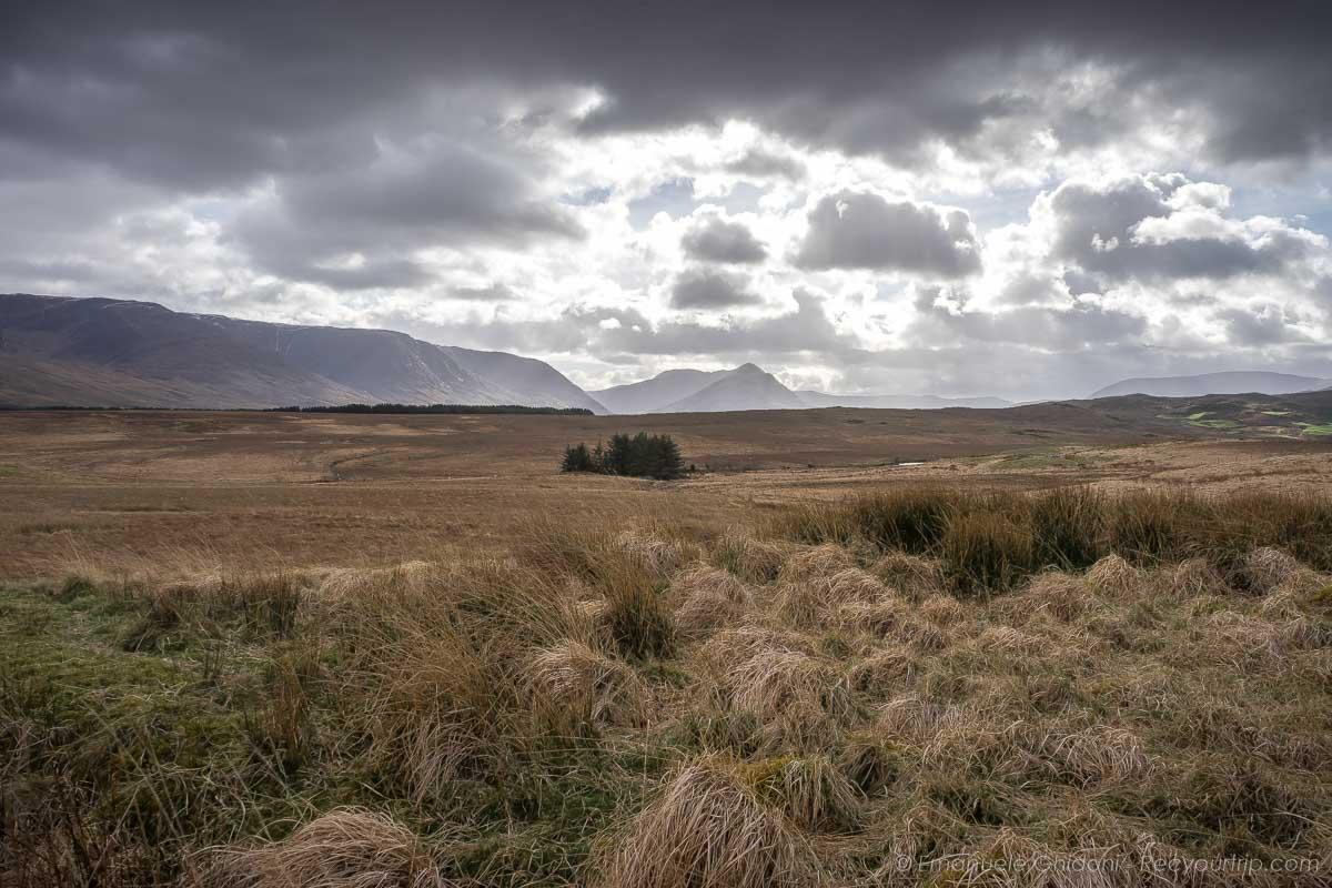 Panorami irlandesi
