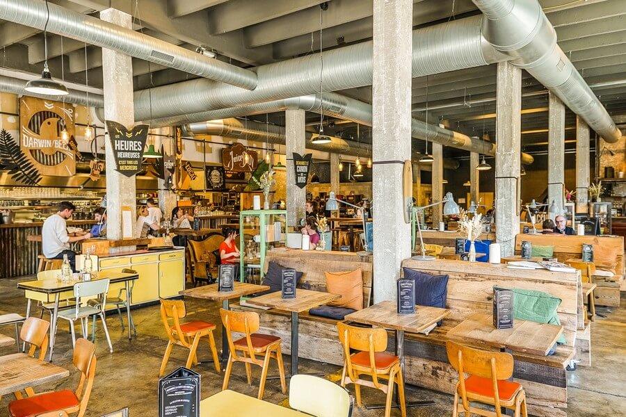 Cosa vedere a Bordeaux hangar darwin