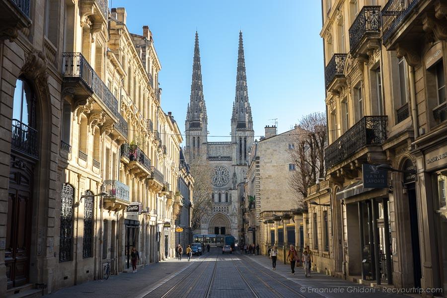 tra le cose da vedere a bordeaux la cattedrale