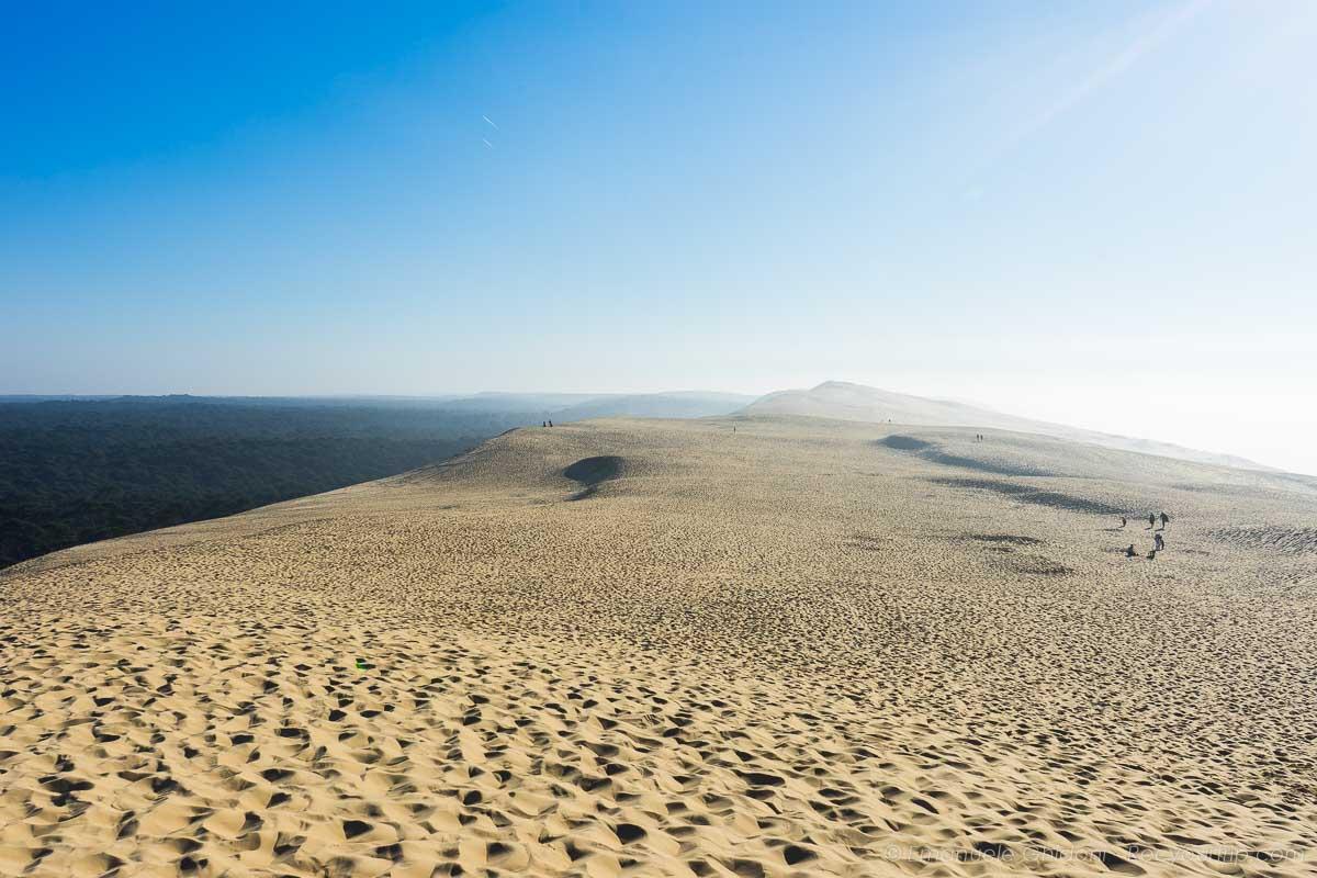 sulla duna di pilat