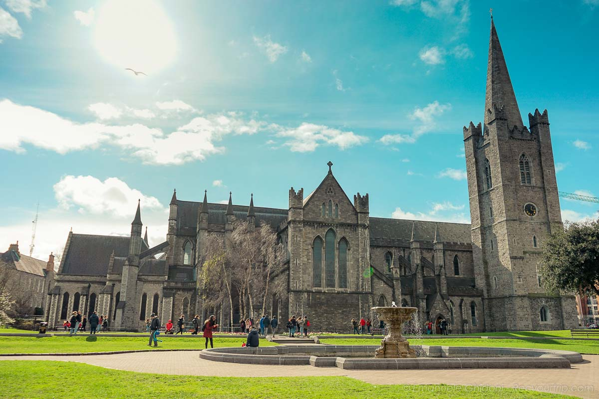 visitare Dublino e la cattedrale di San Patrizio