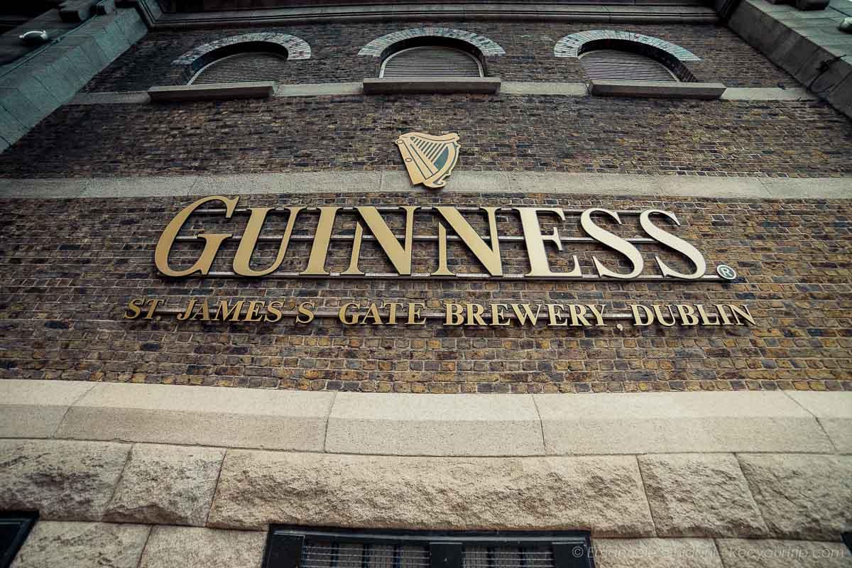 La guinness storehouse a Dublino tra le cose da vedere