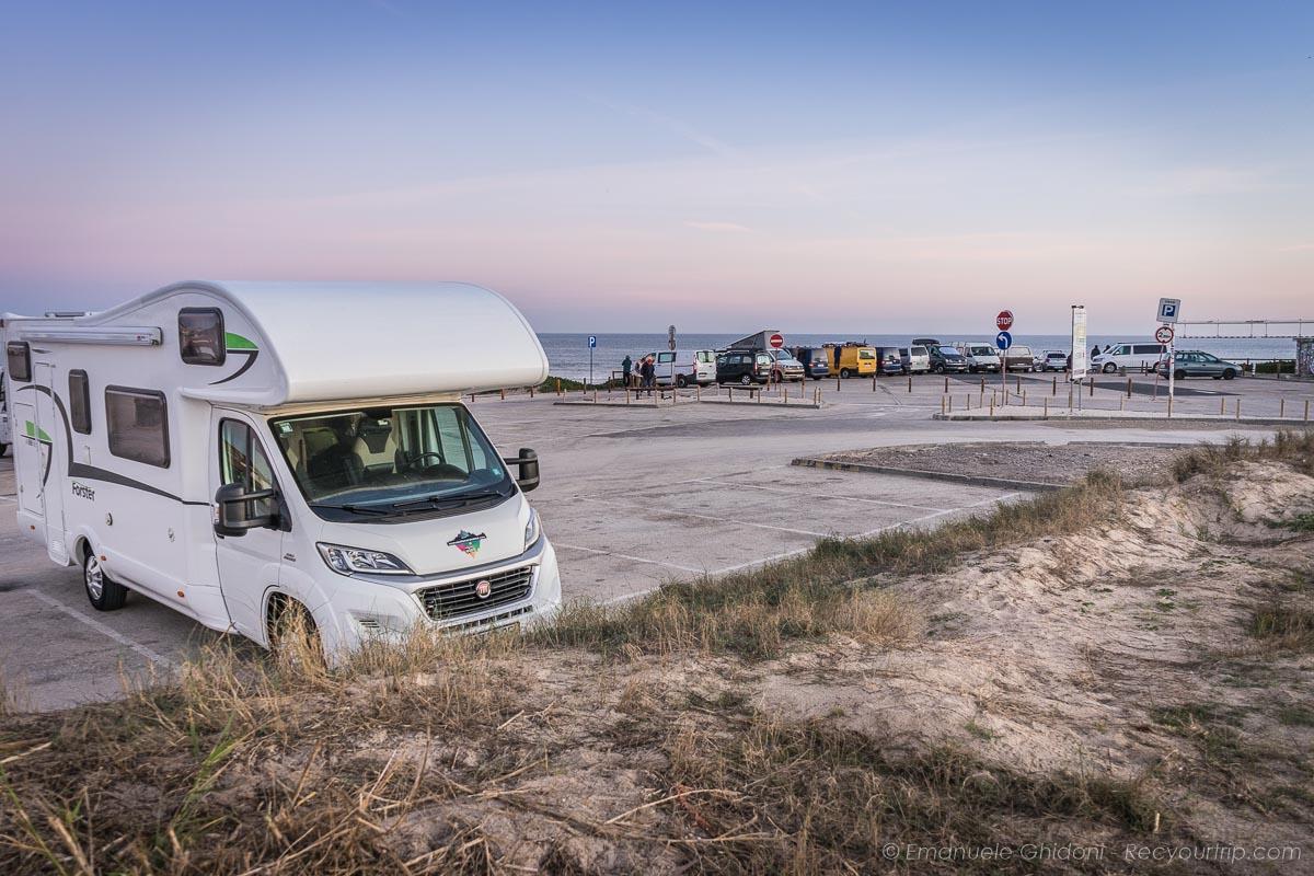 fly & camper viaggiare come fly&drive vista sul mare