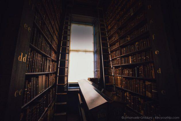 la old library di Dublino