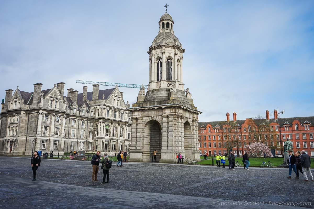Trinity College a Dublino