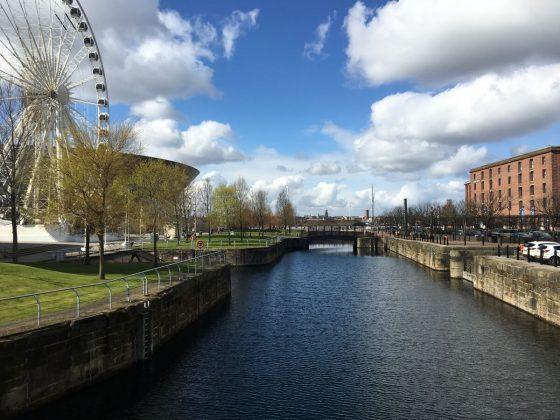 visitare liverpool il waterfront