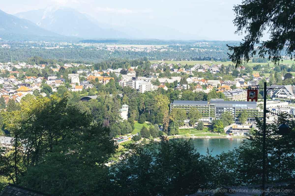 cosa vedere lago di bled slovenia