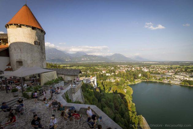 castello sul lago di bled da vedere