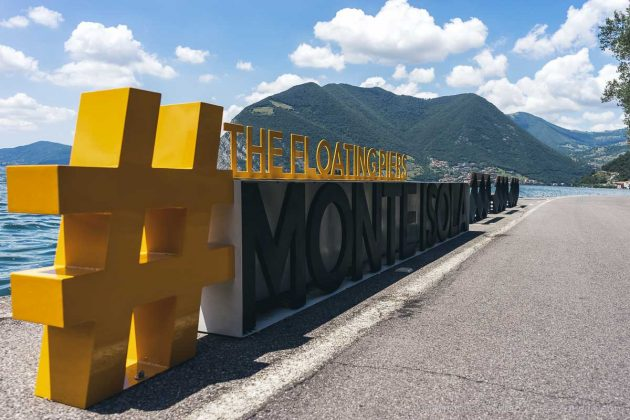 montisola the floating piers