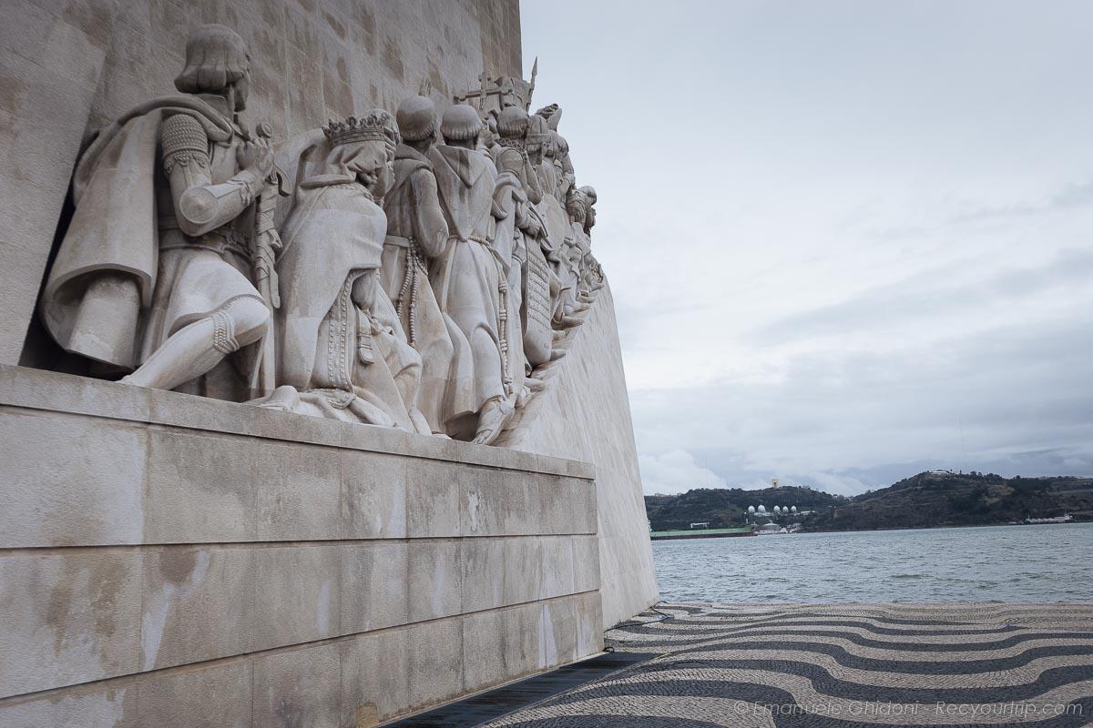 Monumento alle scoperte di Lisbona
