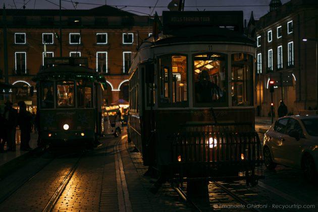 i tram tra le cose da fare a Lisbona