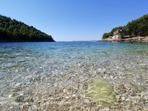 Pupnatska Beach isola di Korkula