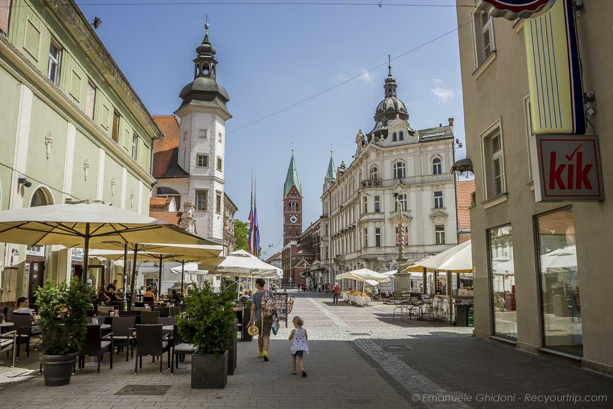 cosa vedere a Maribor in slovenia
