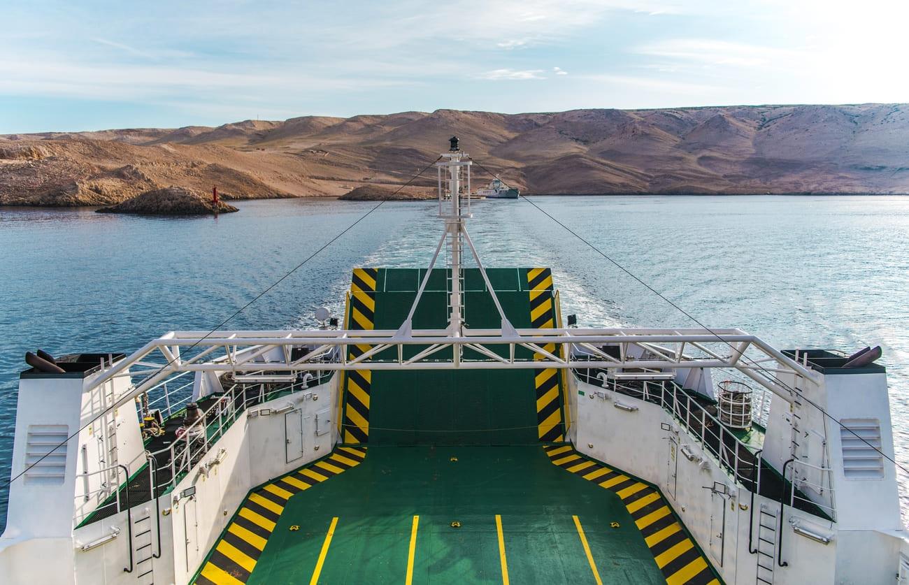 croazia traghetto