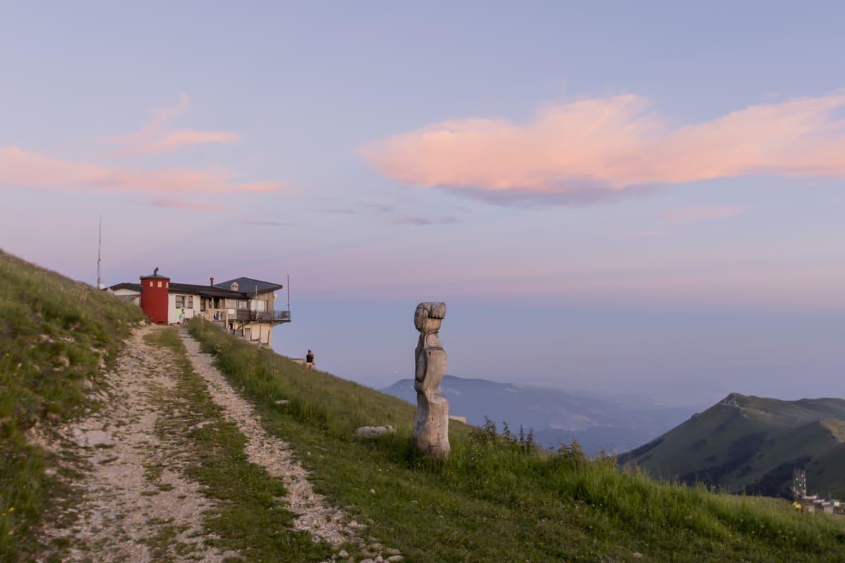 escursioni e trekking sul Monte Baldo