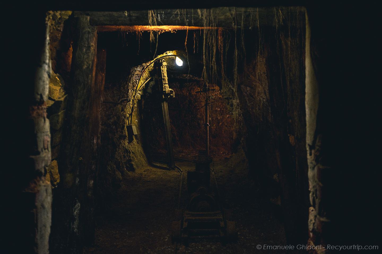 galleria didattica museo arte mineraria iglesias