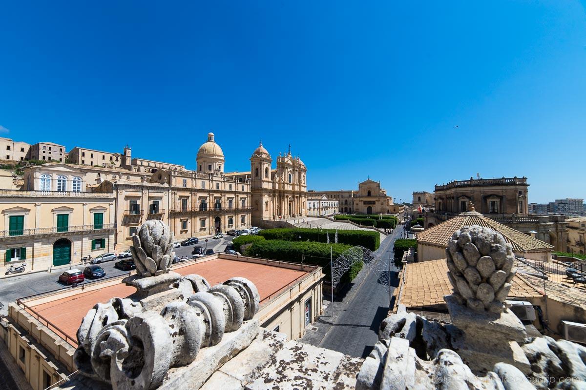 cosa vedere nella sicilia orientale noto barocca